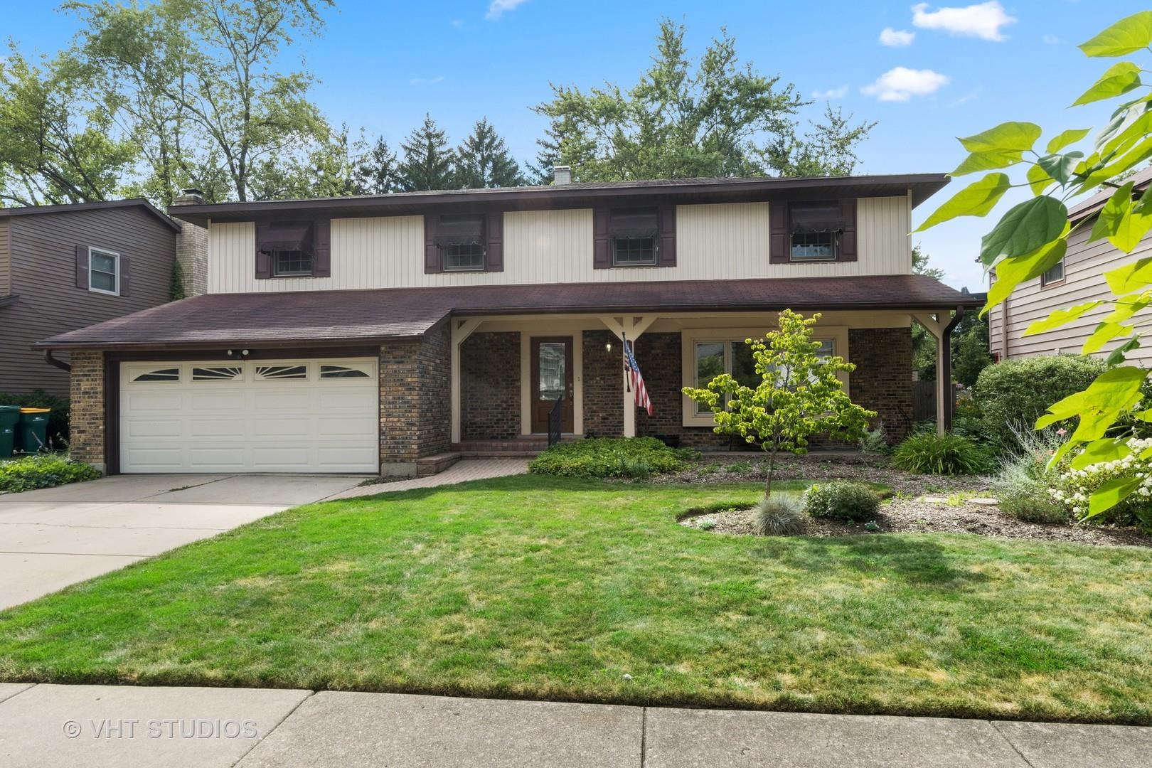1070 Cambridge Drive, Buffalo Grove, IL 60089 - #: 10771184