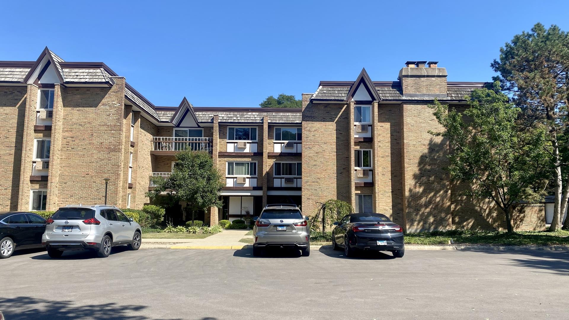 300 Claymoor Street #1G, Hinsdale, IL 60521 - #: 10826184