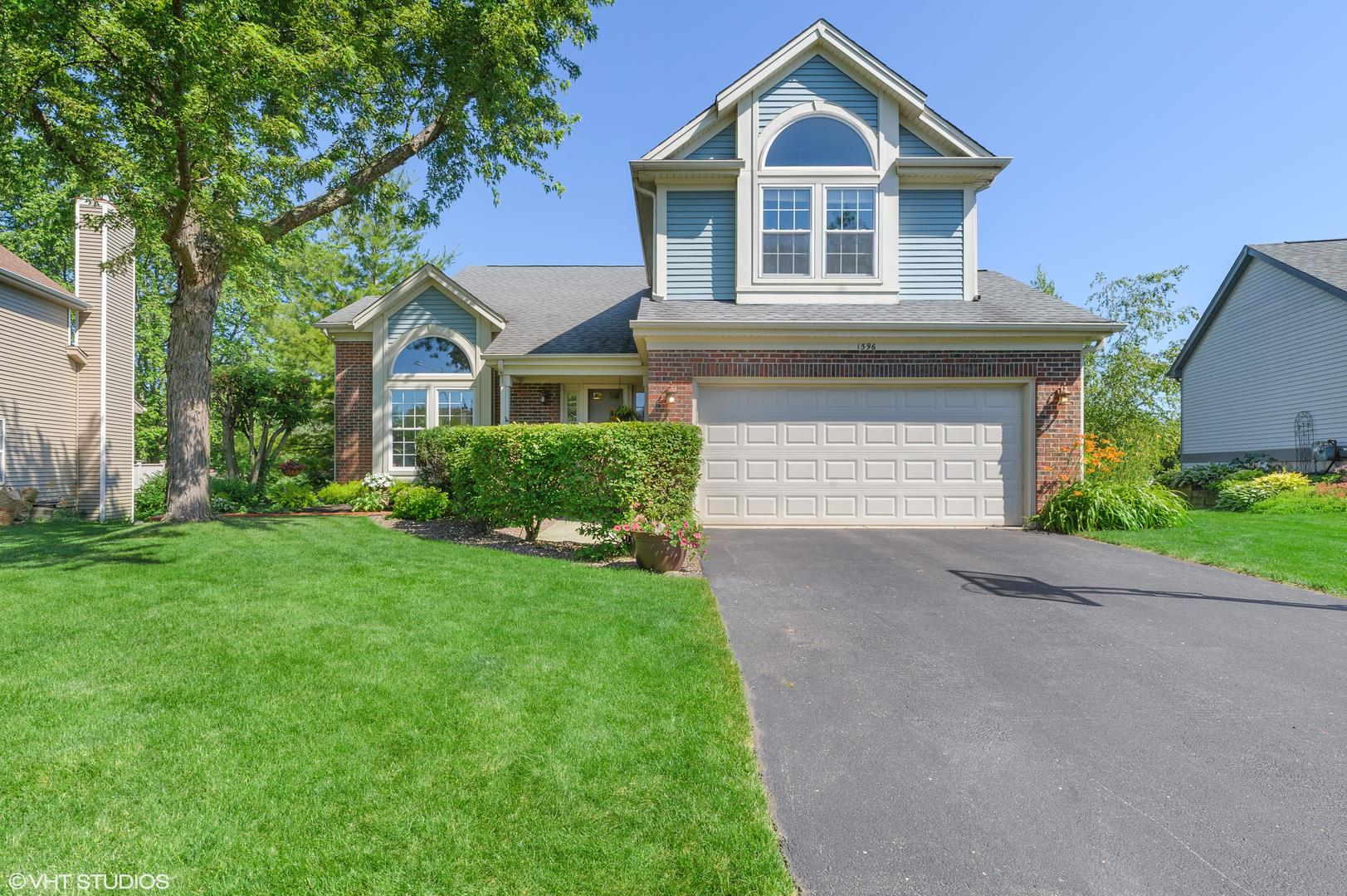 1596 Stockton Lane, Crystal Lake, IL 60014 - #: 10761185