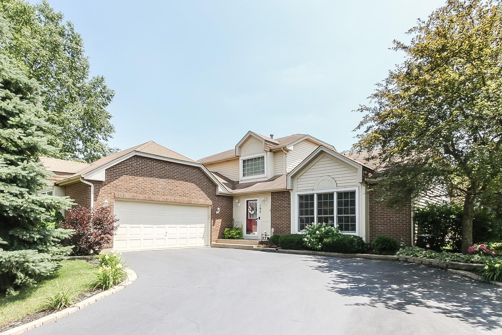 195 Brittany Trail, Elgin, IL 60120 - #: 10768186