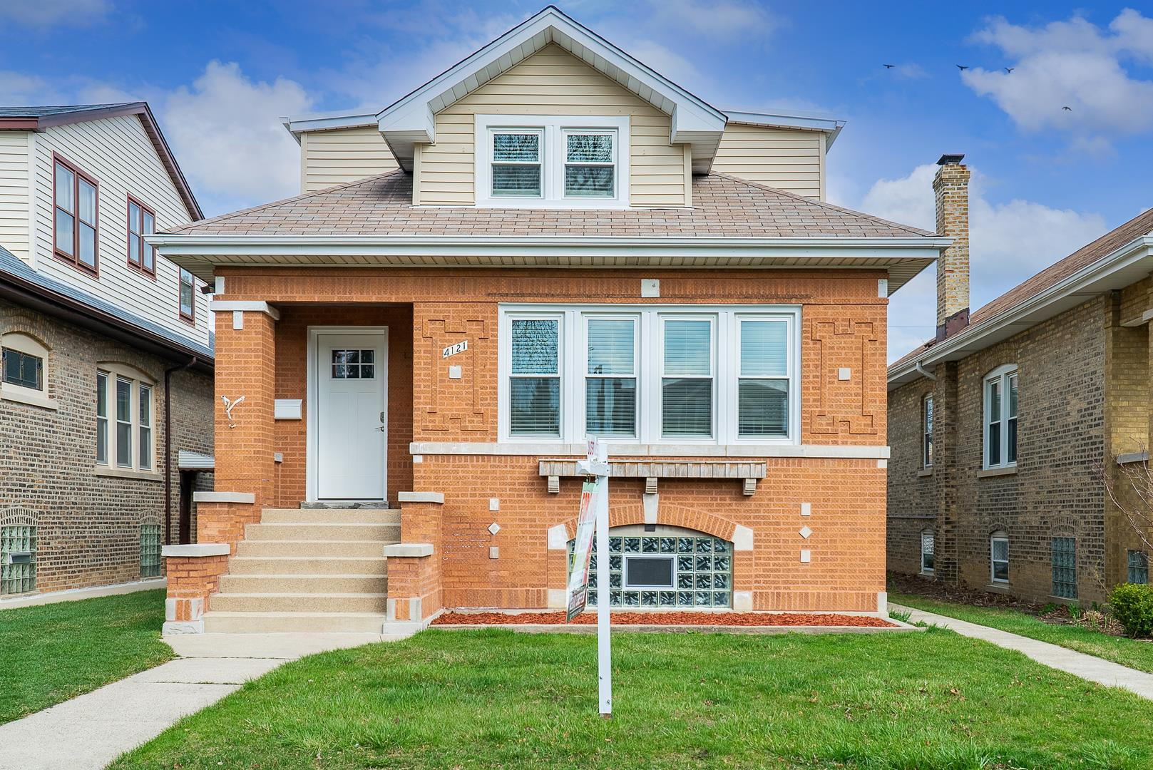 4121 N Major Avenue, Chicago, IL 60634 - #: 11026186