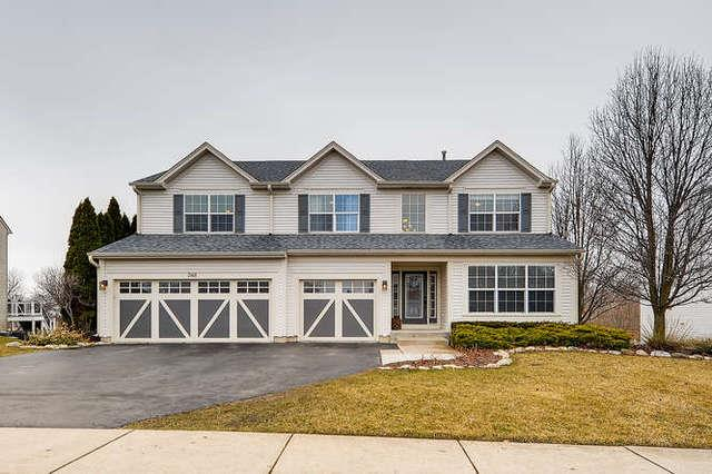 348 Kingsport Court, Crystal Lake, IL 60012 - #: 10709187