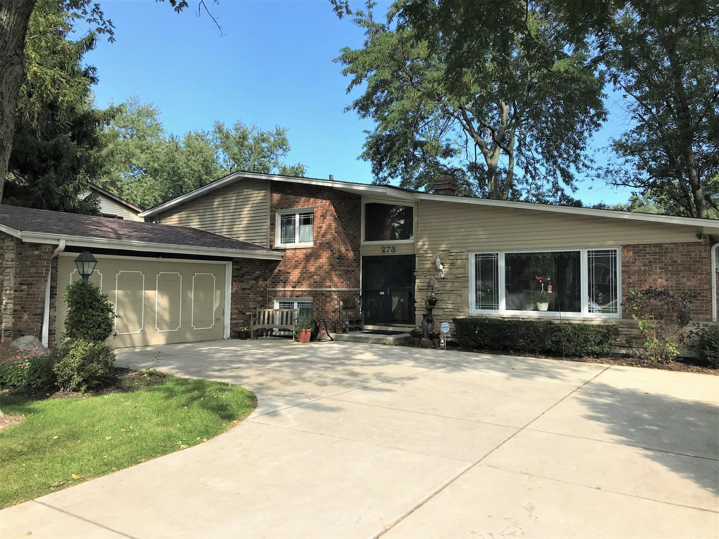 10S273 Hampshire Lane West, Willowbrook, IL 60527 - MLS#: 10879189