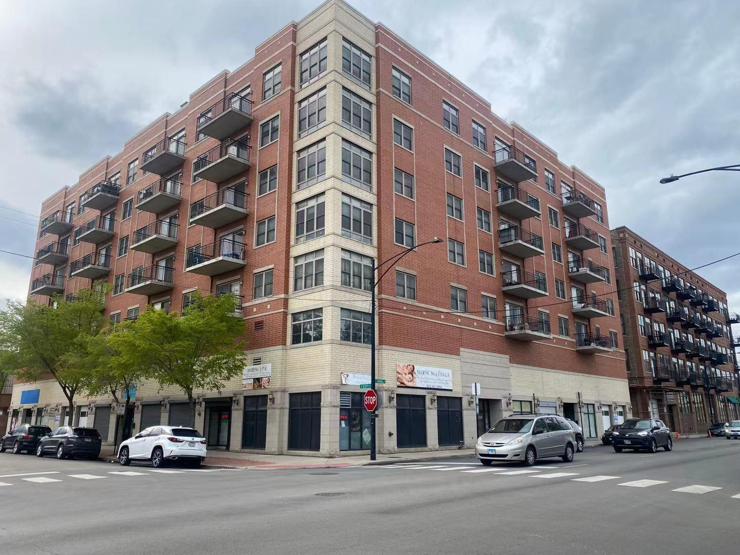 2322 S Canal Street #504, Chicago, IL 60616 - #: 11059193