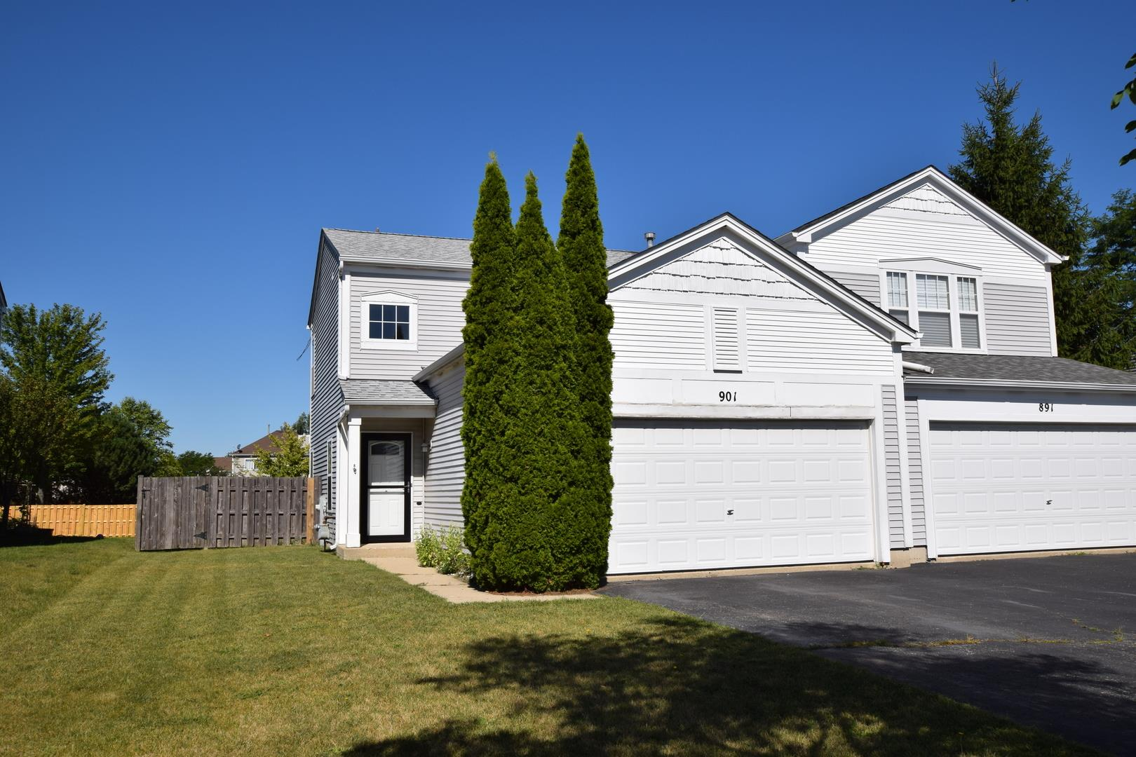 901 Wedgewood Circle, Lake in the Hills, IL 60156 - #: 10817194