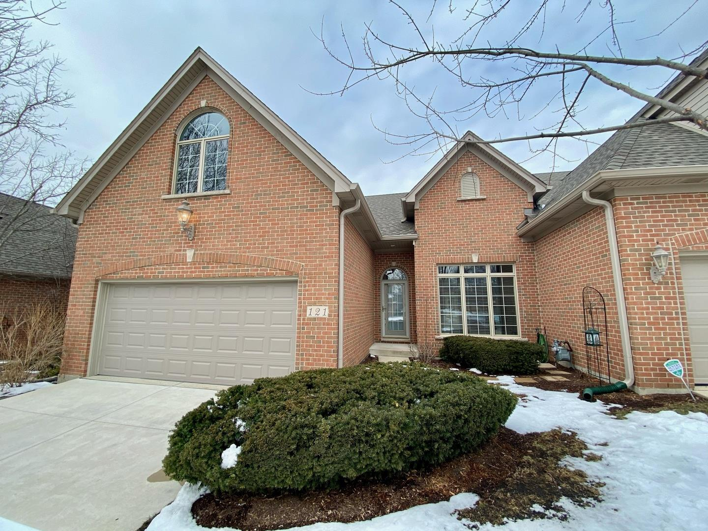 121 Kingsbridge Circle, Naperville, IL 60540 - #: 10970194