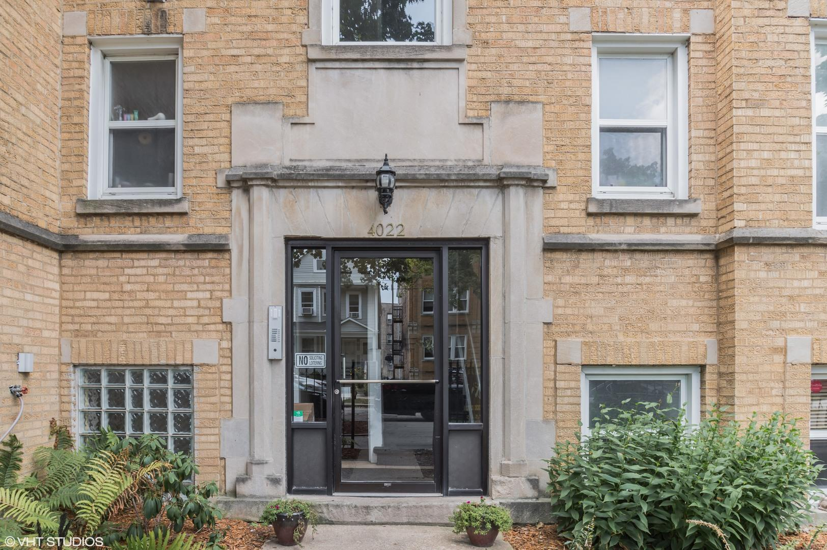 4022 N Monticello Avenue #3N, Chicago, IL 60618 - #: 10842195