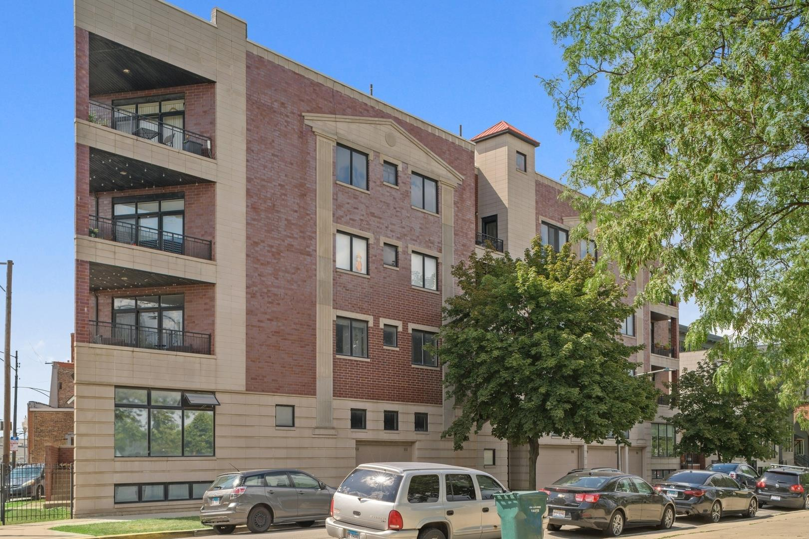 622 N Rockwell Street #204, Chicago, IL 60612 - #: 10984196