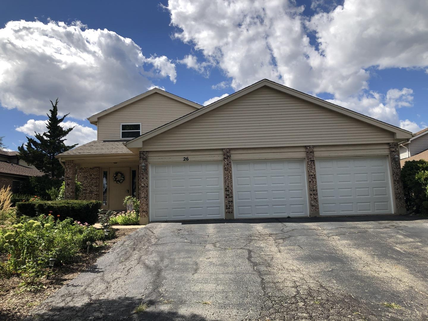 26 Terry Drive #A, Roselle, IL 60172 - #: 10902197