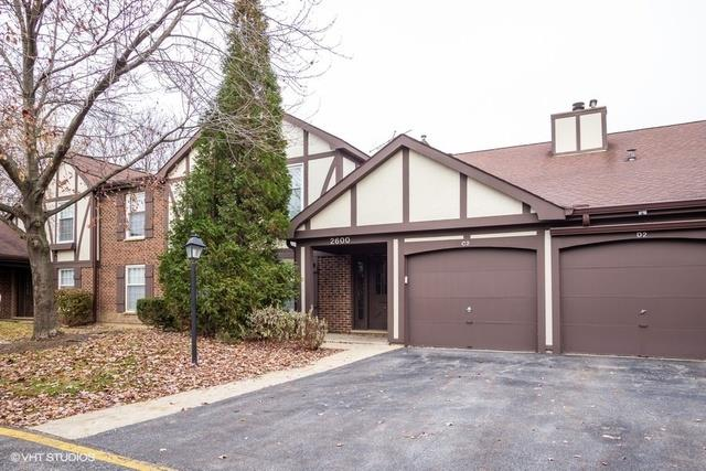 2600 Northampton Drive #C2, Rolling Meadows, IL 60008 - #: 10582198