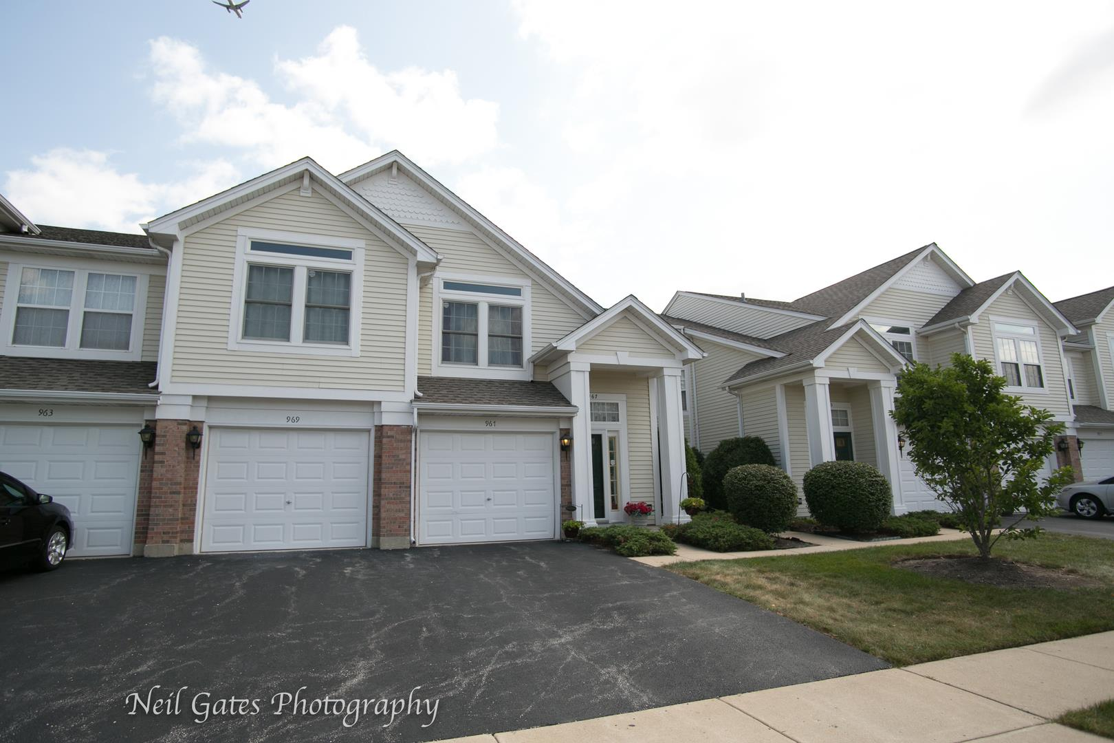 969 Huntington Drive UNIT 969, Elk Grove Village, IL 60007 - #: 10605198