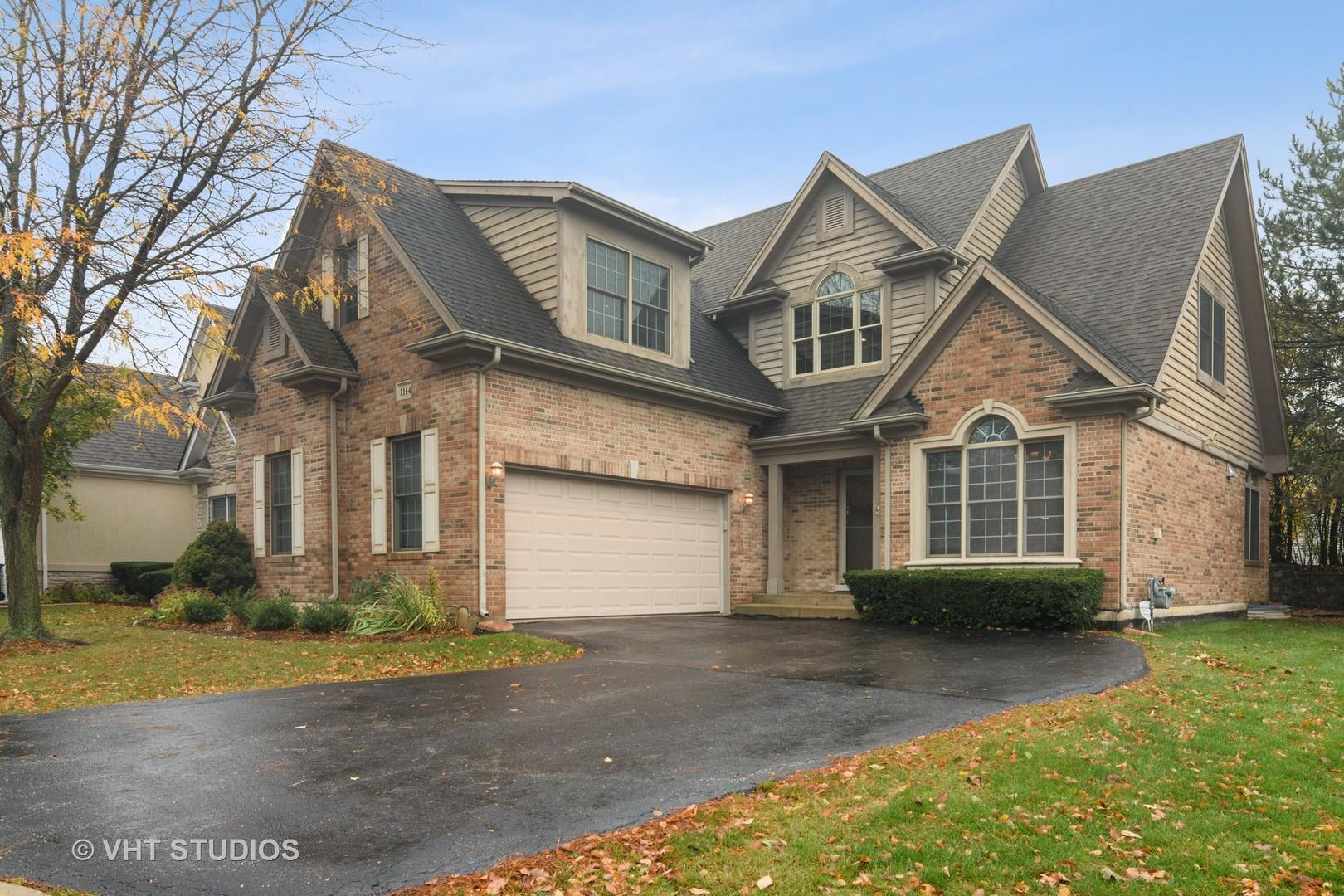 1144 S Deverell Court, Palatine, IL 60067 - #: 10955199