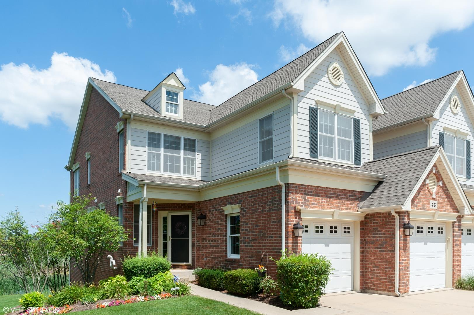 43 Red Tail Drive, Hawthorn Woods, IL 60047 - #: 10799201
