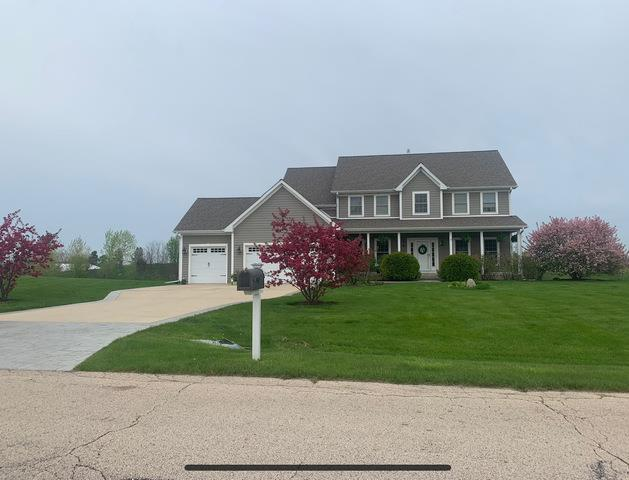 15218 Rose Lane, Woodstock, IL 60098 - #: 11015202
