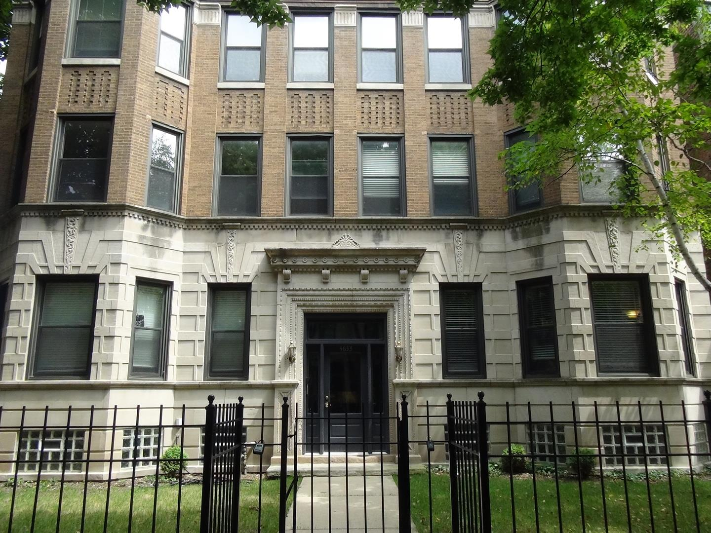 4633 N Kenmore Avenue #1N, Chicago, IL 60640 - #: 10806203