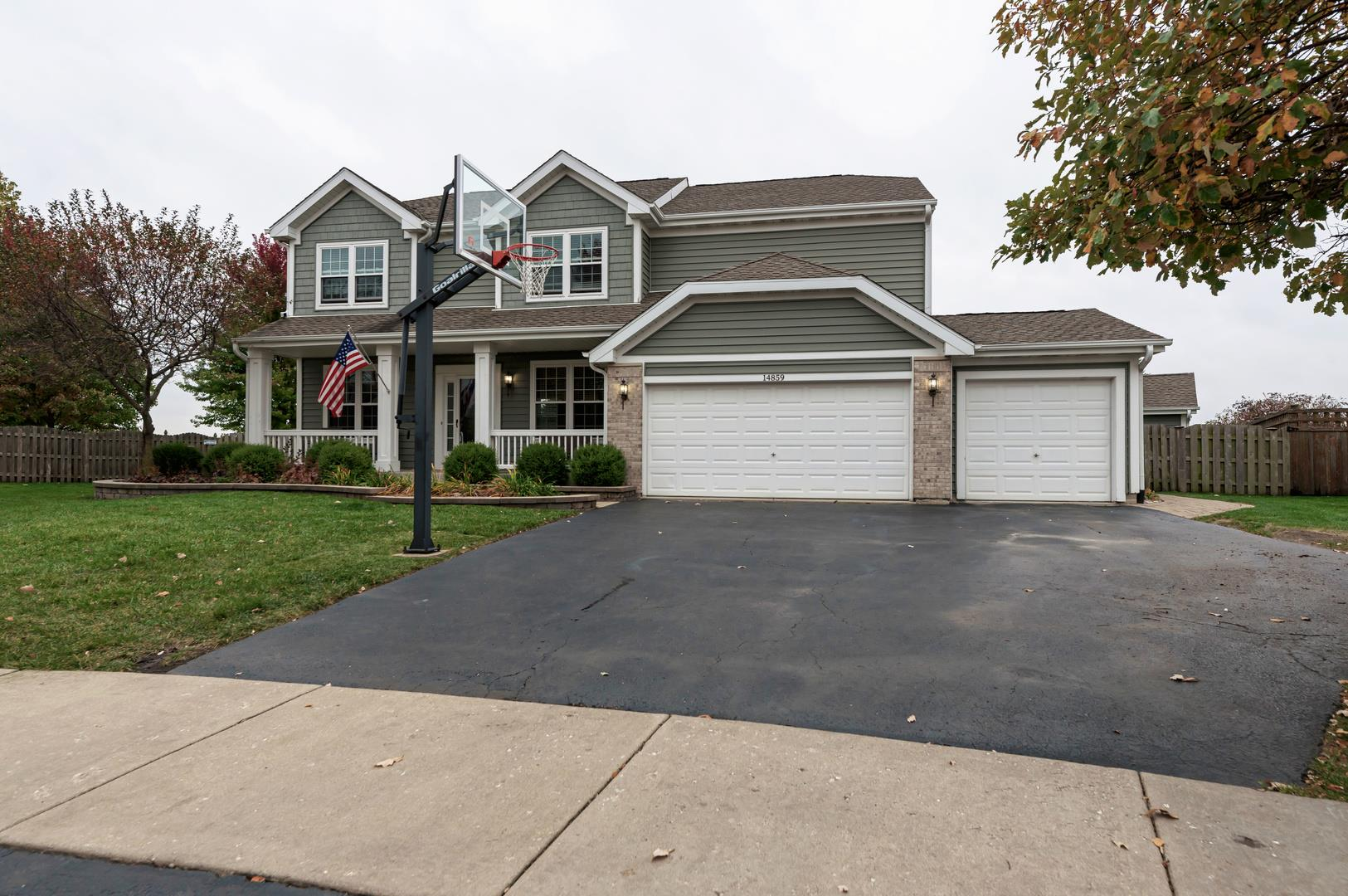 14859 INDEPENDENCE Court, Plainfield, IL 60544 - #: 10856203