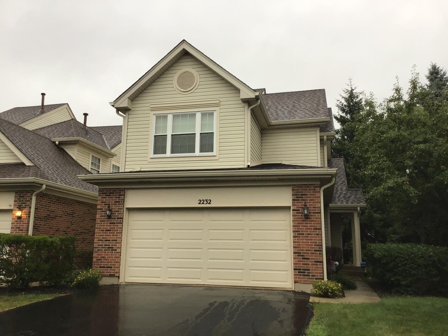 2232 Seaver Lane, Hoffman Estates, IL 60169 - #: 10792205