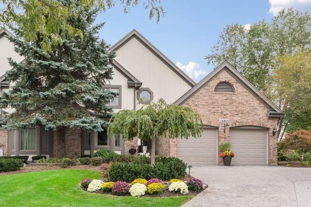 14843 Pine Tree Road, Orland Park, IL 60462 - #: 10984205