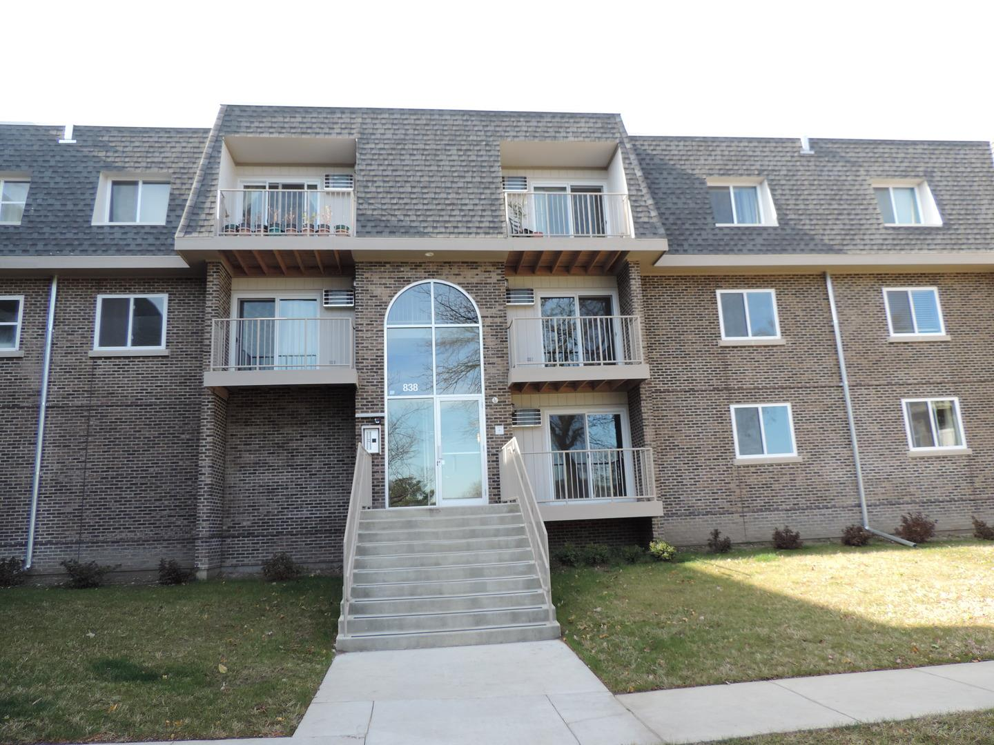 838 Mcintosh Court #206, Prospect Heights, IL 60070 - #: 10923208