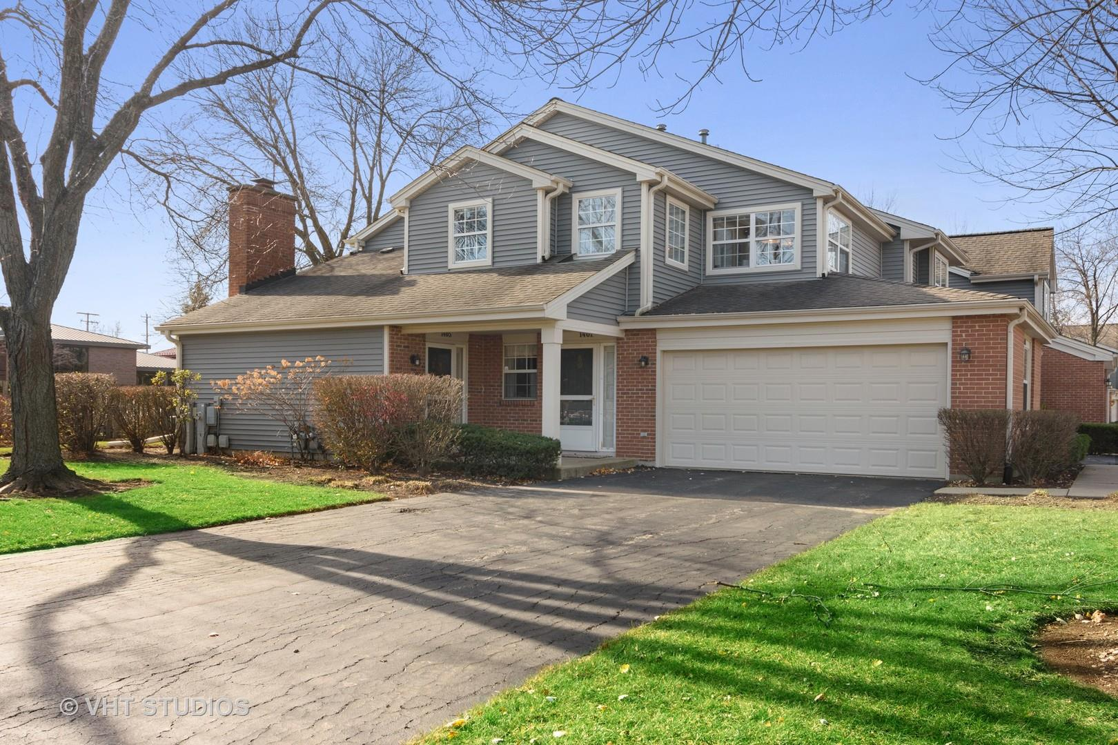 1401 W Orchard Place #1401, Arlington Heights, IL 60005 - #: 10938209