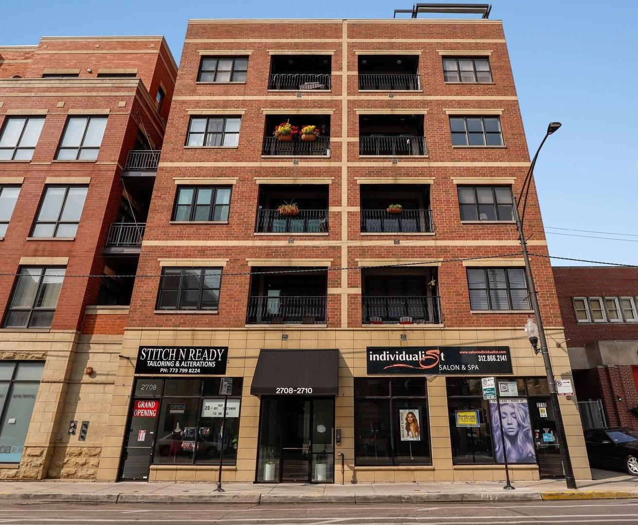 2708 N Halsted Street #4N, Chicago, IL 60614 - #: 11005209