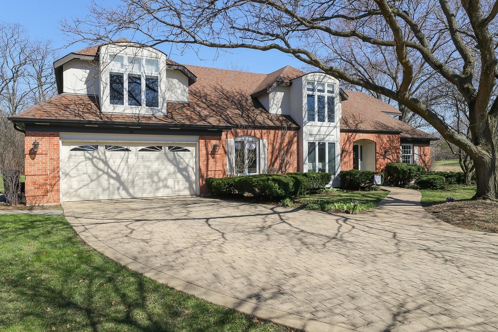 8143 Kathryn Court, Burr Ridge, IL 60527 - #: 11038209