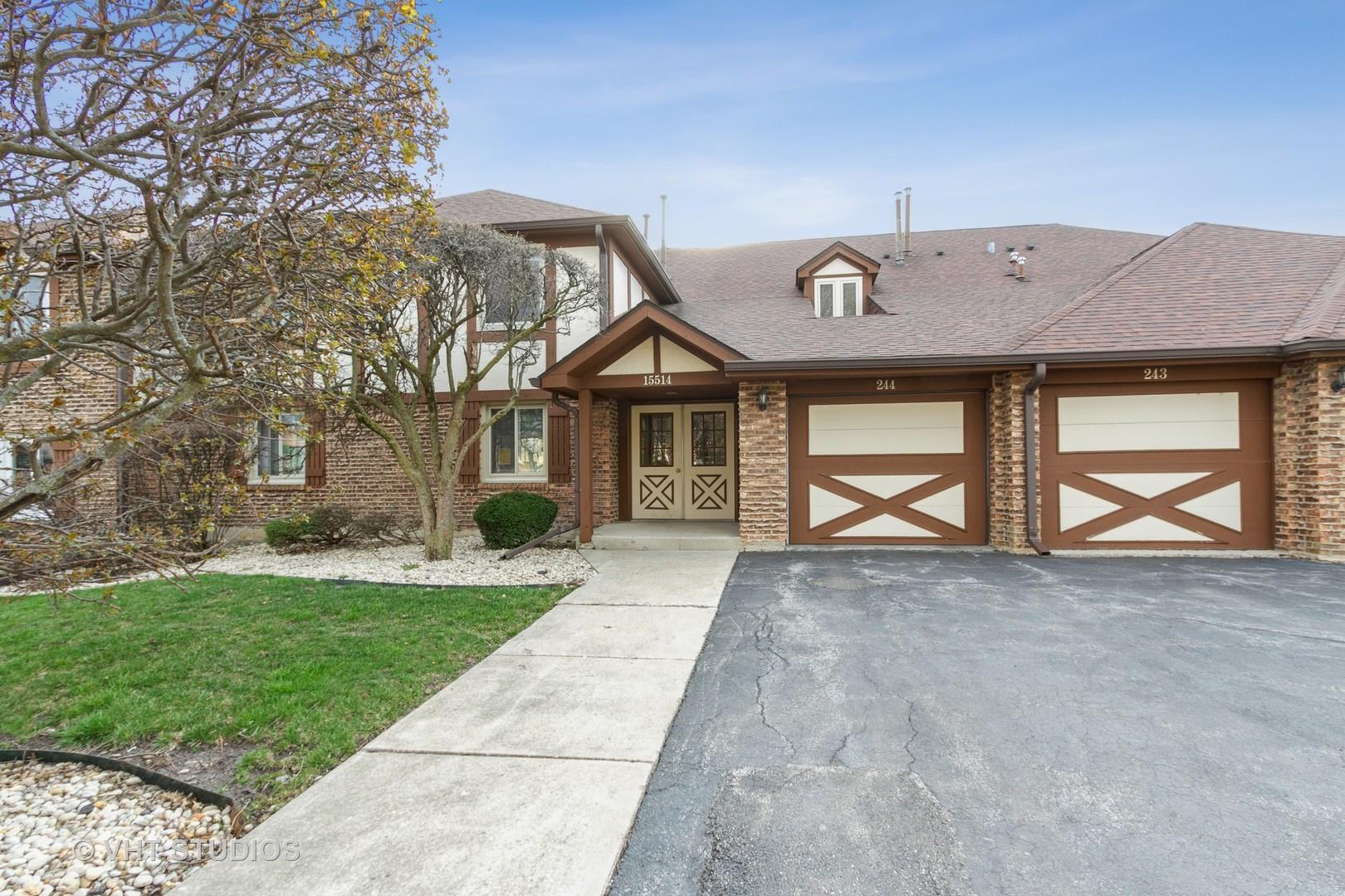 15514 Orlan Brook Drive #243, Orland Park, IL 60462 - #: 11053209