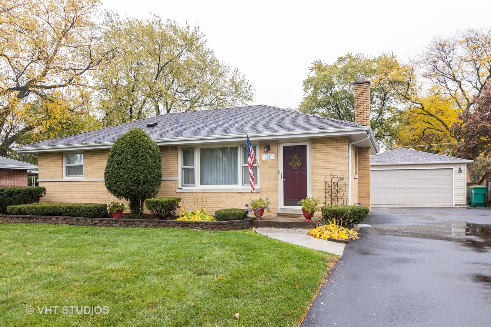13 W 55th Place, Westmont, IL 60559 - #: 10893210