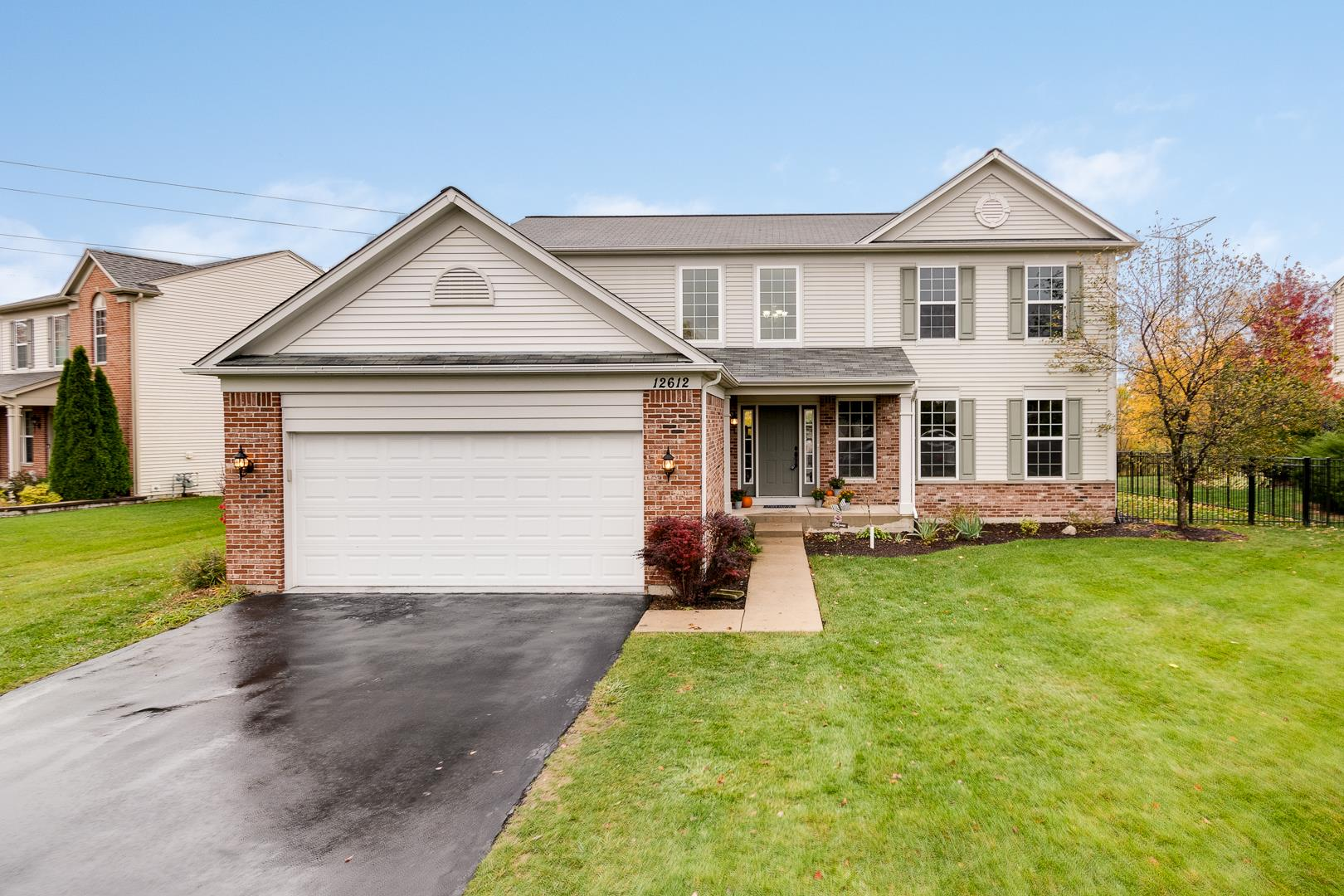 12612 BLUE IRIS Lane, Plainfield, IL 60585 - #: 10917210