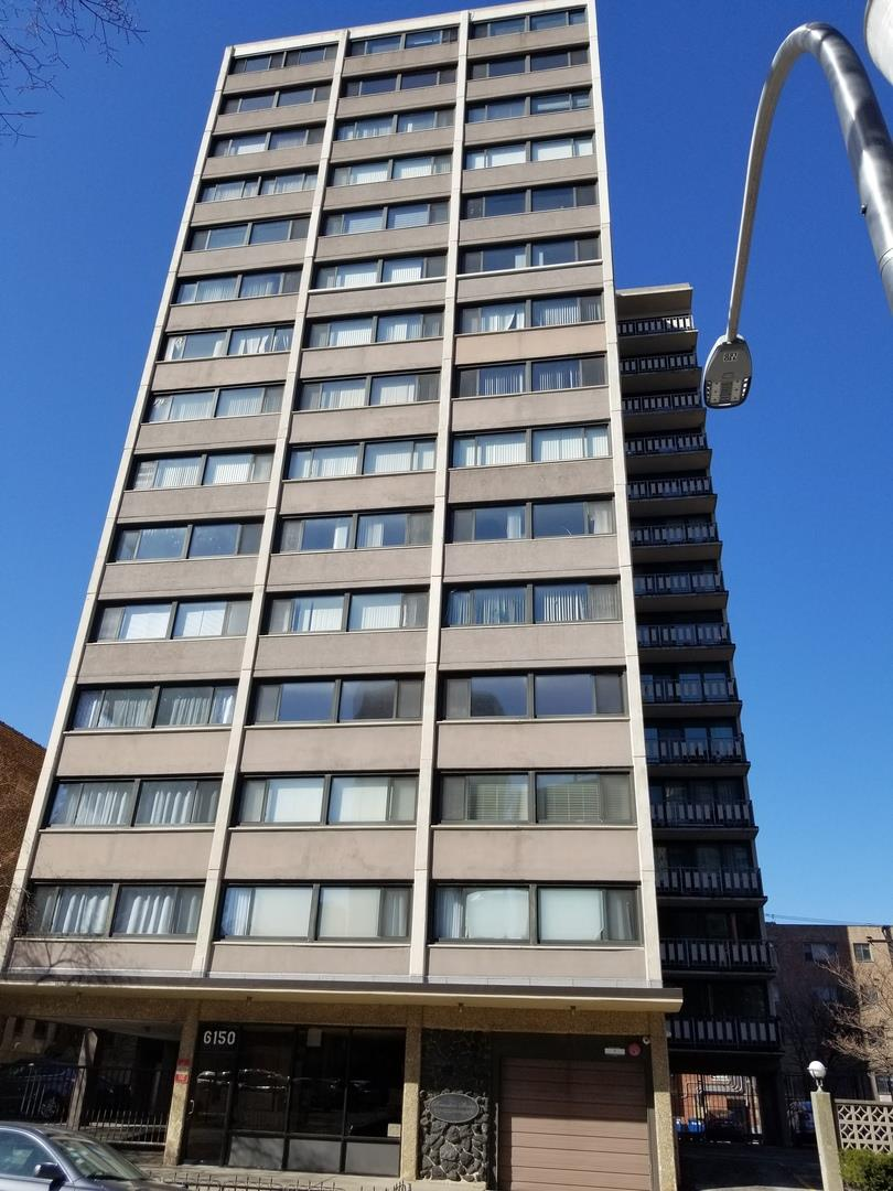 6150 N Kenmore Avenue #4A, Chicago, IL 60660 - #: 11016211