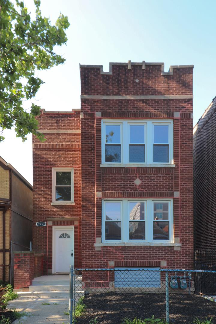 3521 W Pierce Avenue, Chicago, IL 60651 - #: 10779212