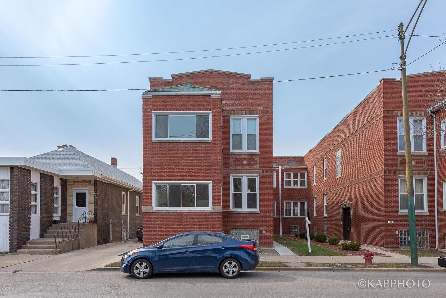 4028 N Central Avenue #1E, Chicago, IL 60634 - #: 11034212