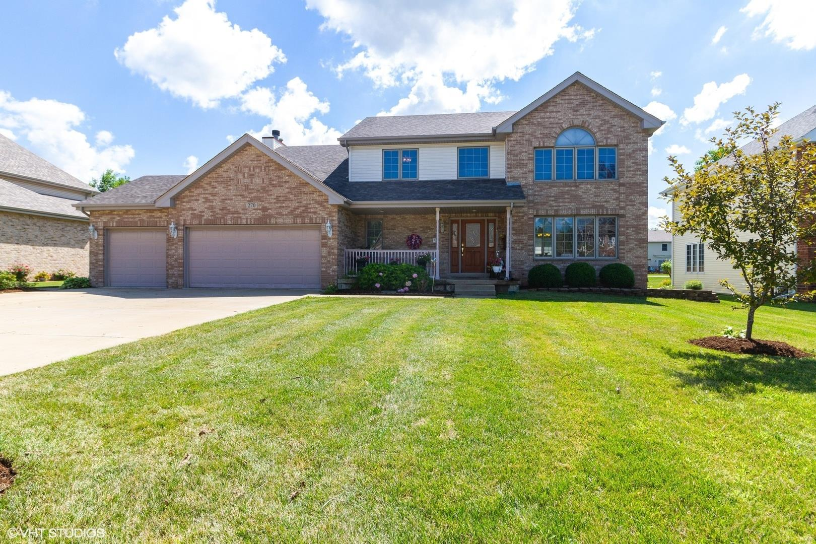 270 Barrington Drive, Bourbonnais, IL 60914 - #: 10919214