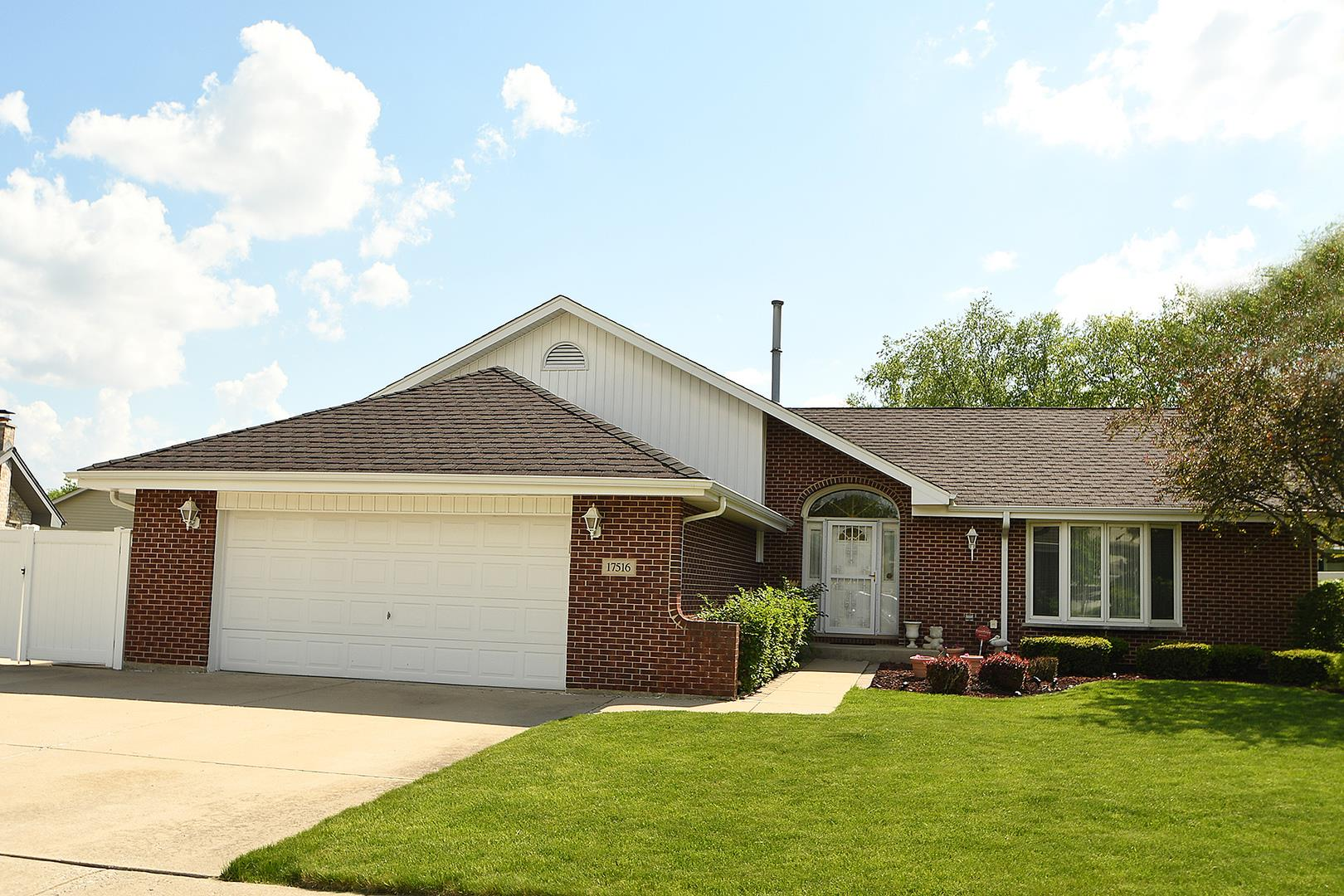 17516 Harvest Hill Drive, Orland Park, IL 60467 - #: 10732215