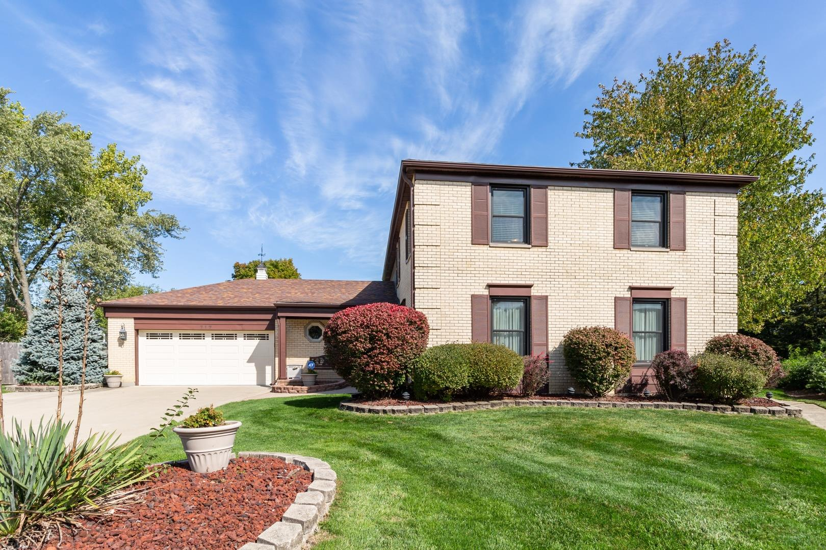717 Middleton Court, Palatine, IL 60067 - #: 10896215