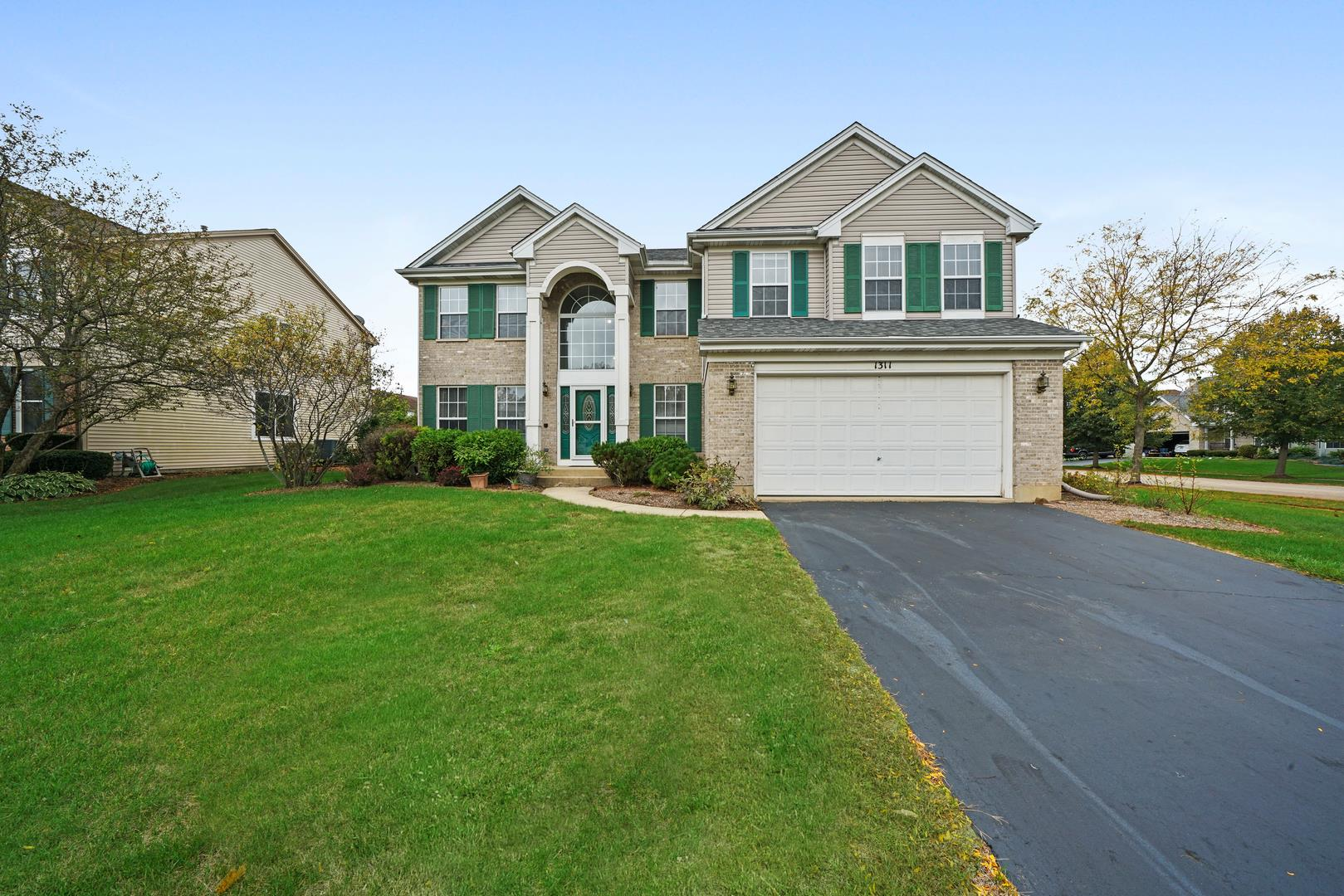 1311 White Chapel Lane, Algonquin, IL 60102 - #: 10882217