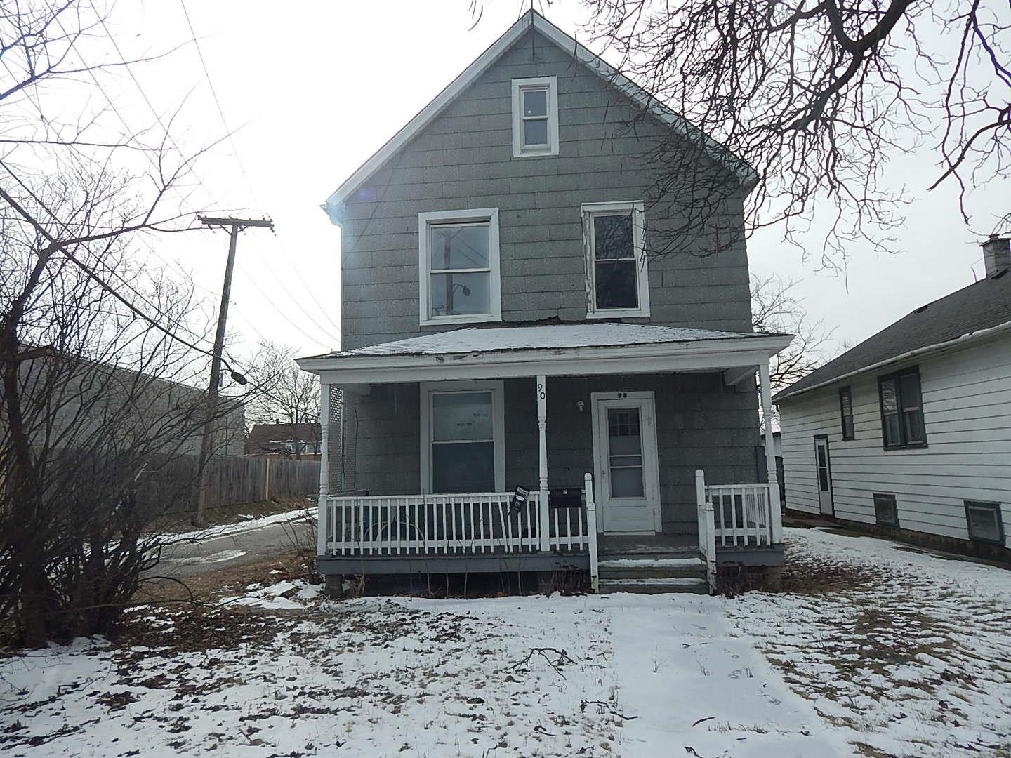 90 W 28th Street, South Chicago Heights, IL 60411 - #: 10629218