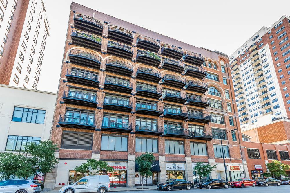 1503 S State Street #709, Chicago, IL 60605 - #: 10948218
