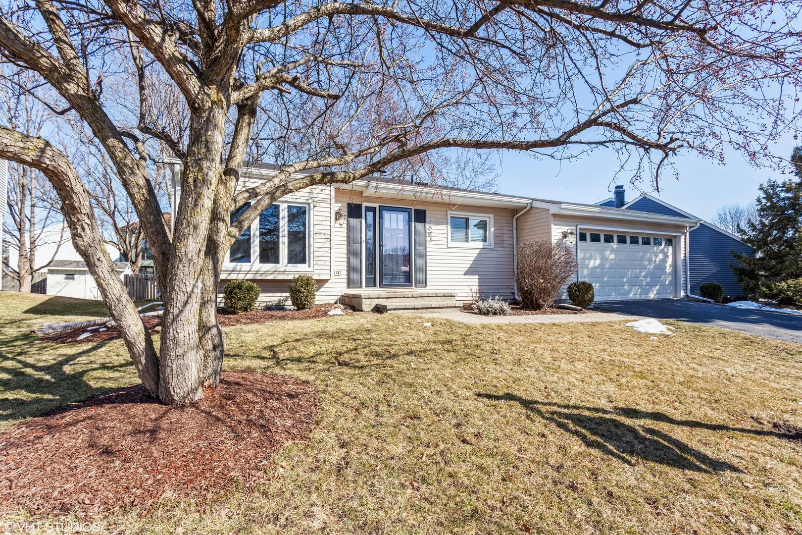 2803 Rolling Meadows Drive, Naperville, IL 60564 - #: 11009218