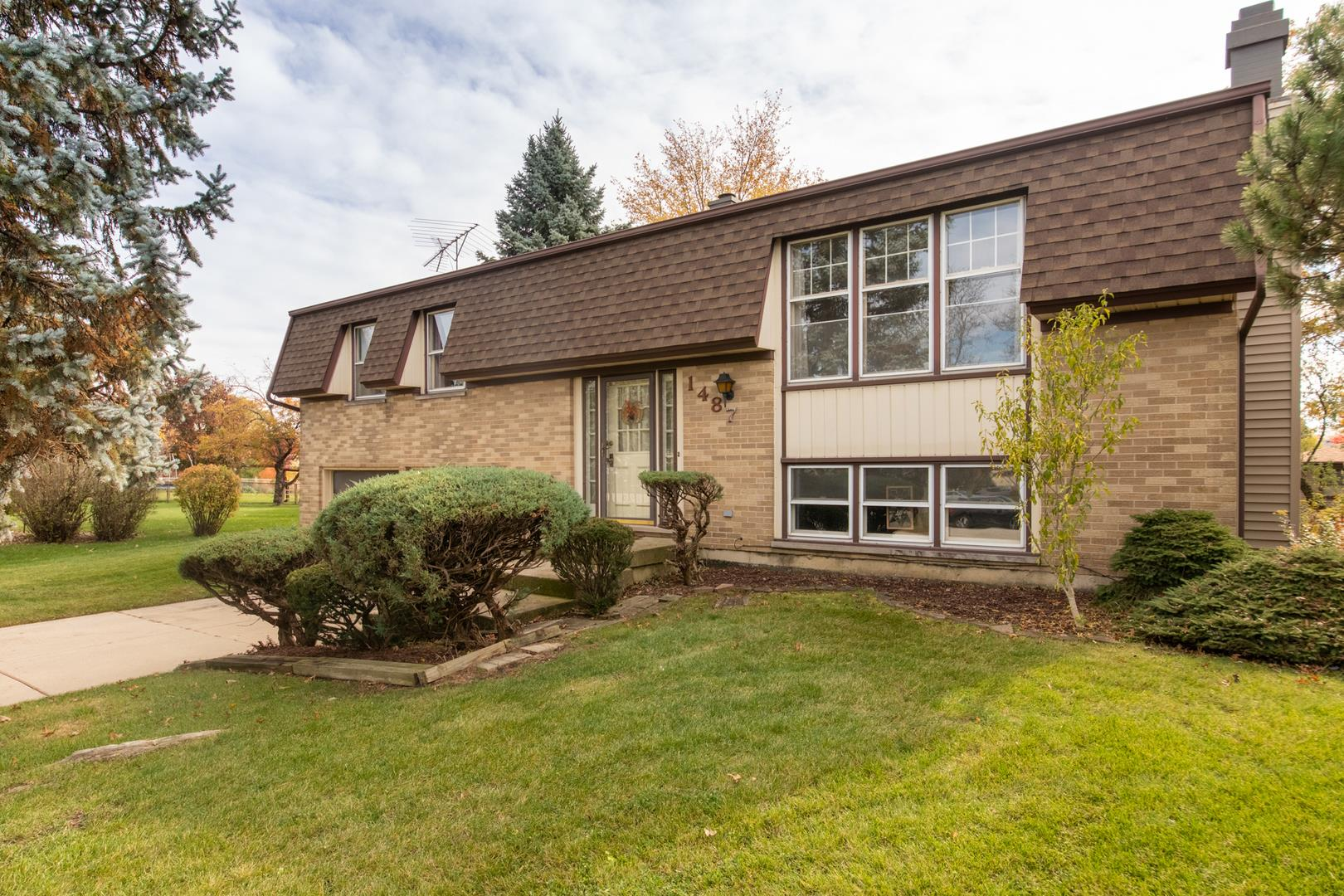 1487 Haise Court, Elk Grove Village, IL 60007 - #: 10920219