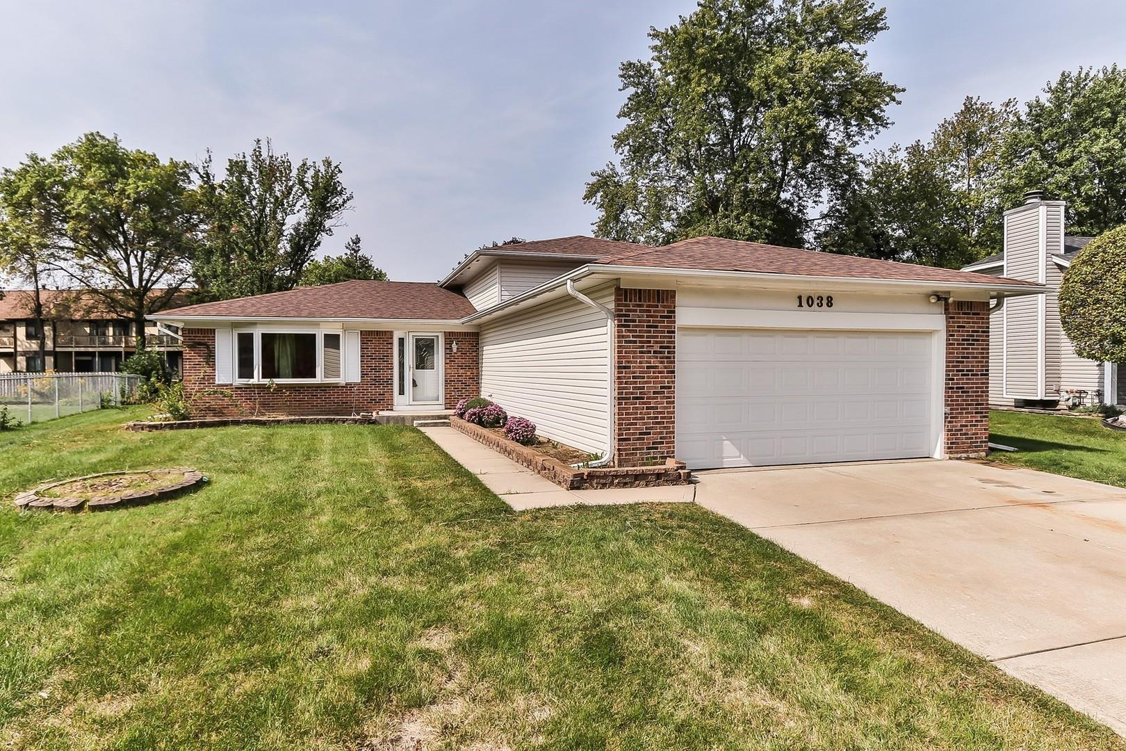 1038 Tennessee Lane, Elk Grove Village, IL 60007 - #: 10955224