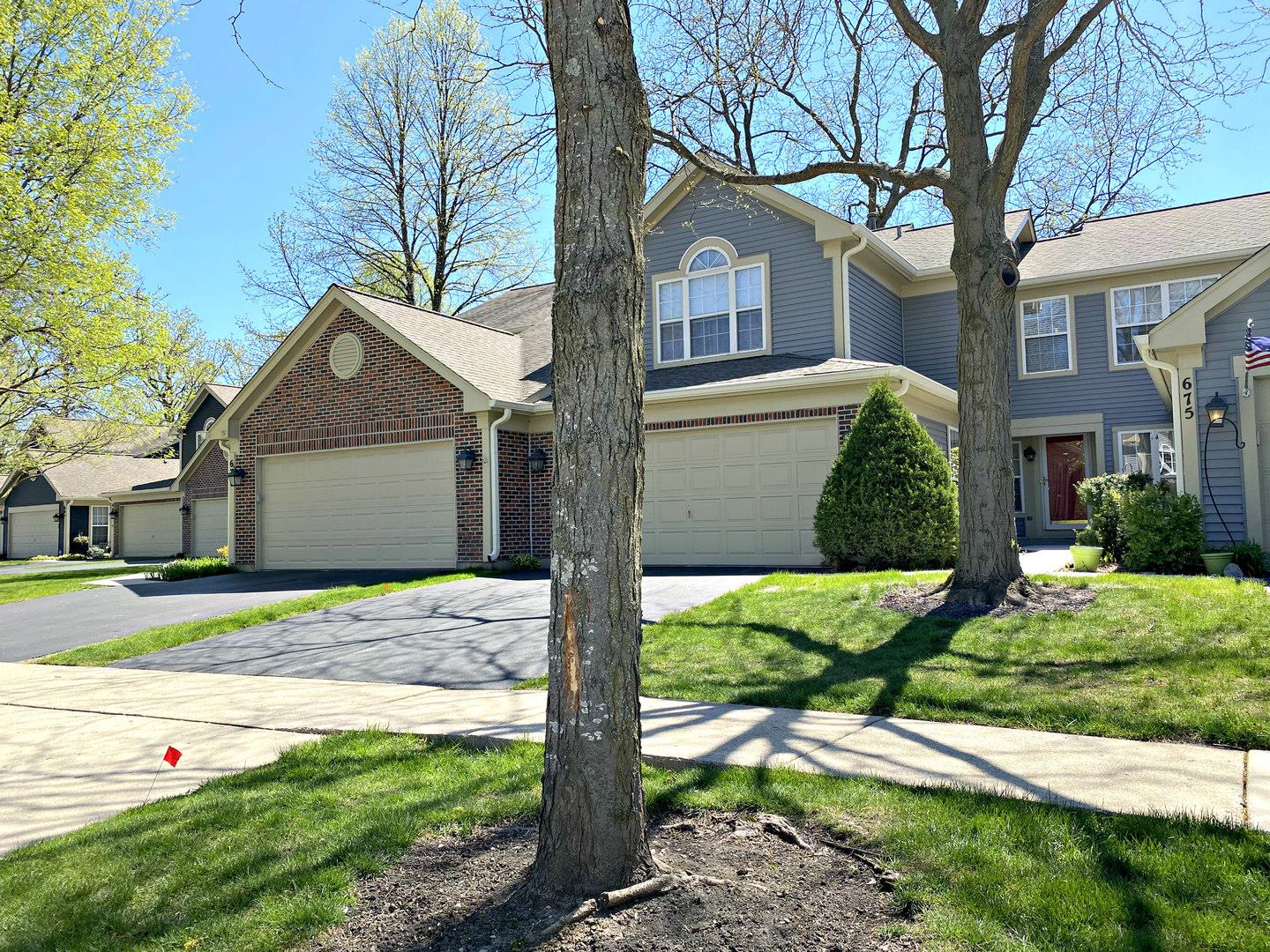 677 Bent Ridge Lane, Elgin, IL 60120 - #: 11073224
