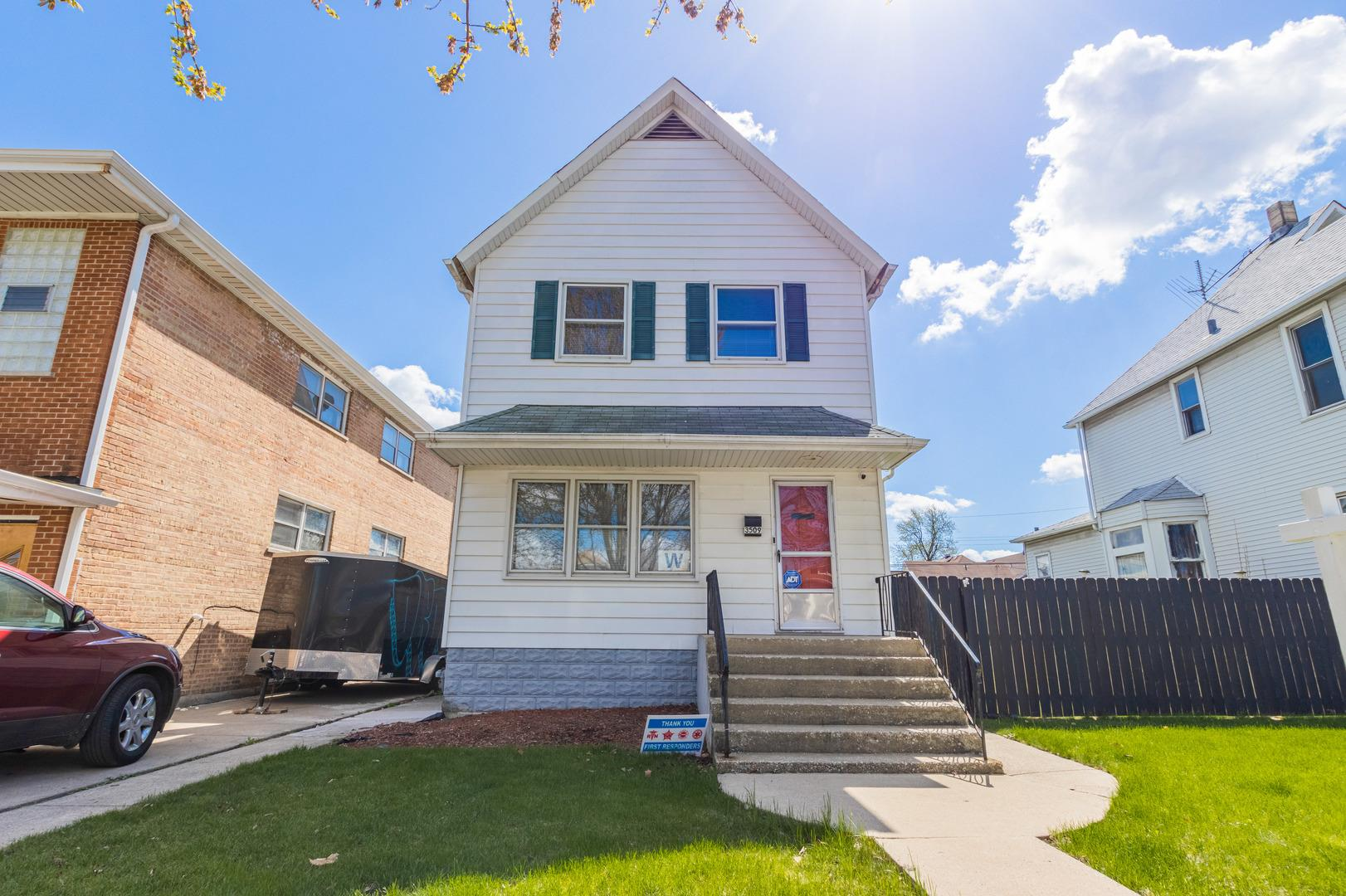 3509 W 64th Street, Chicago, IL 60629 - #: 11051225