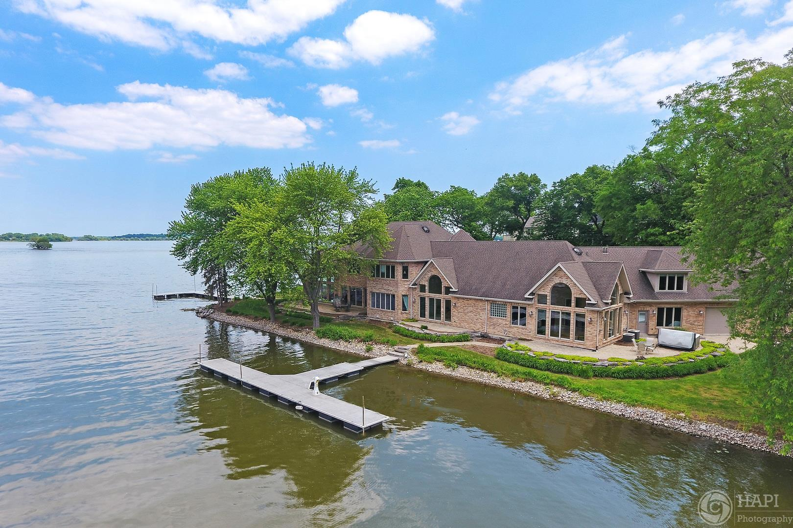 1004 Pistakee View Court, Johnsburg, IL 60051 - #: 10574226