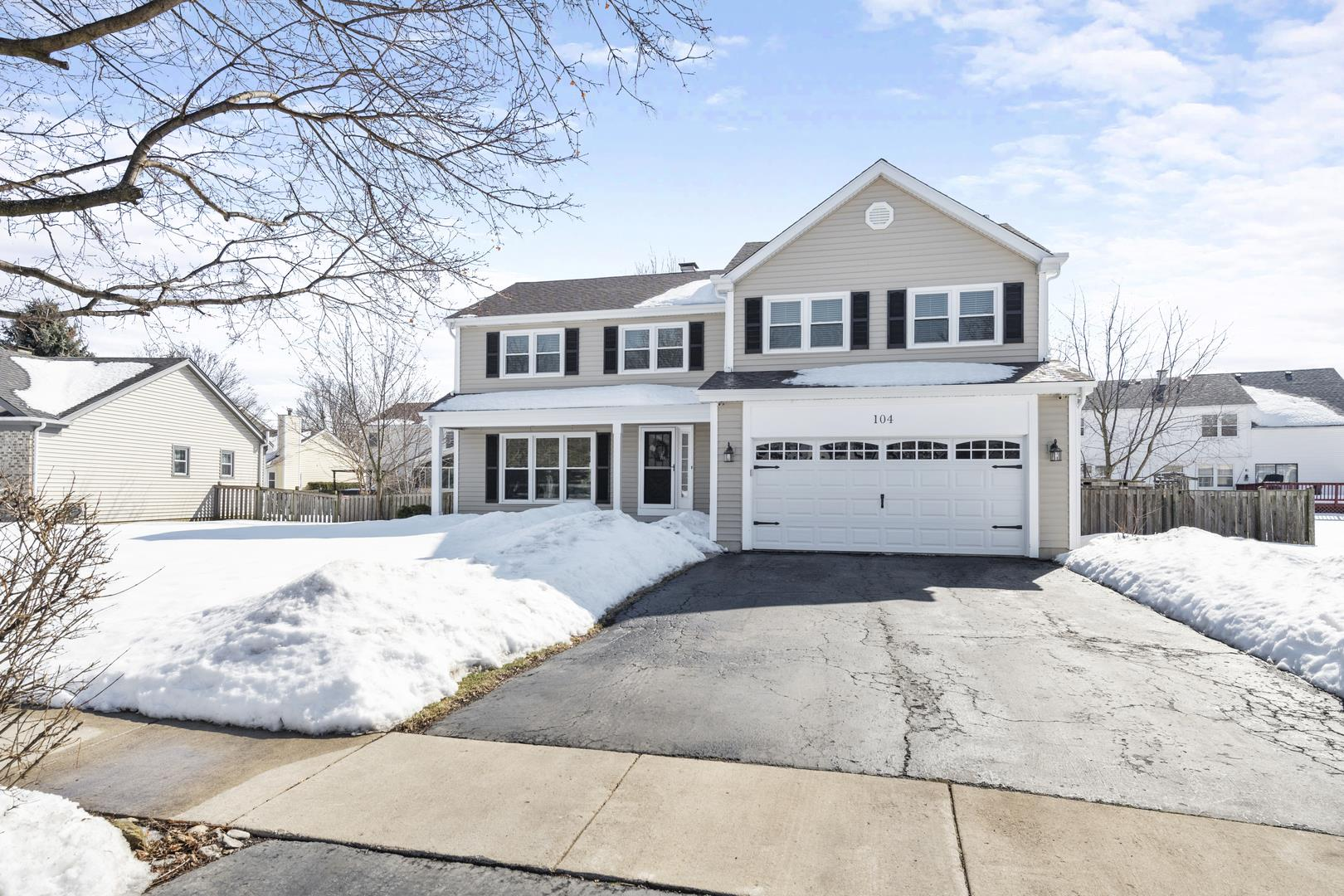 104 COUNTRY Court, Bolingbrook, IL 60440 - MLS#: 11013226