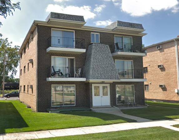 6127 Marshall Avenue #2W, Chicago Ridge, IL 60415 - #: 10653228