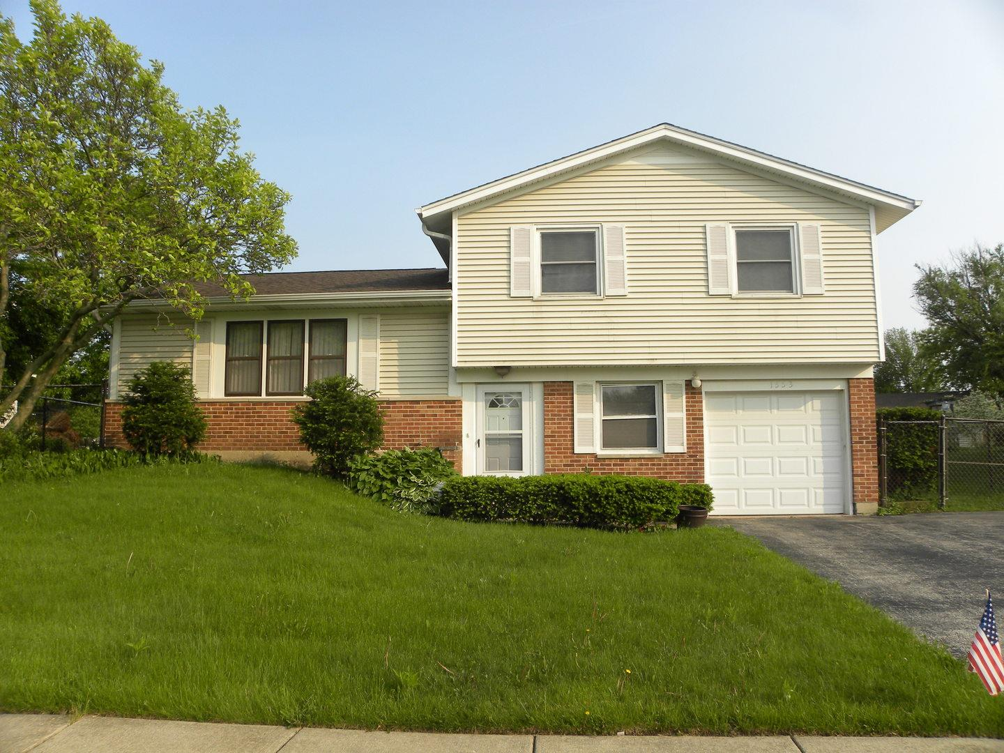 1553 Texas Street, Elk Grove Village, IL 60007 - #: 10744228