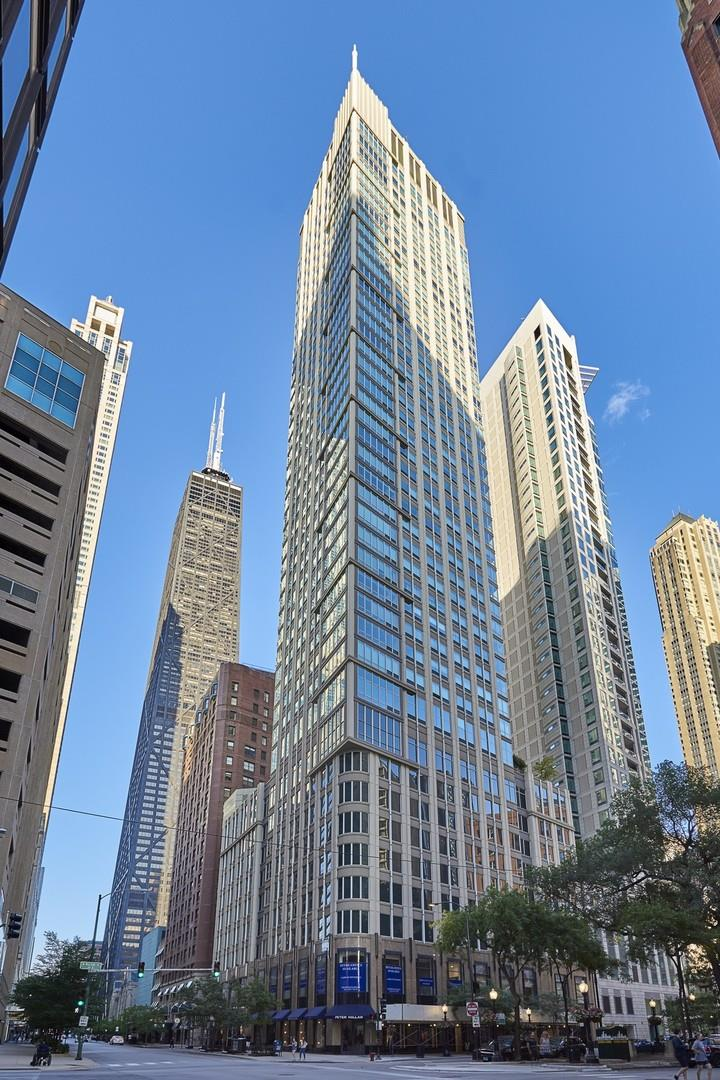57 E Delaware Place #3605, Chicago, IL 60611 - #: 10826228