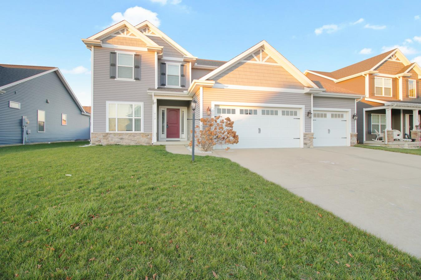 412 London Way, Savoy, IL 61874 - #: 10948228