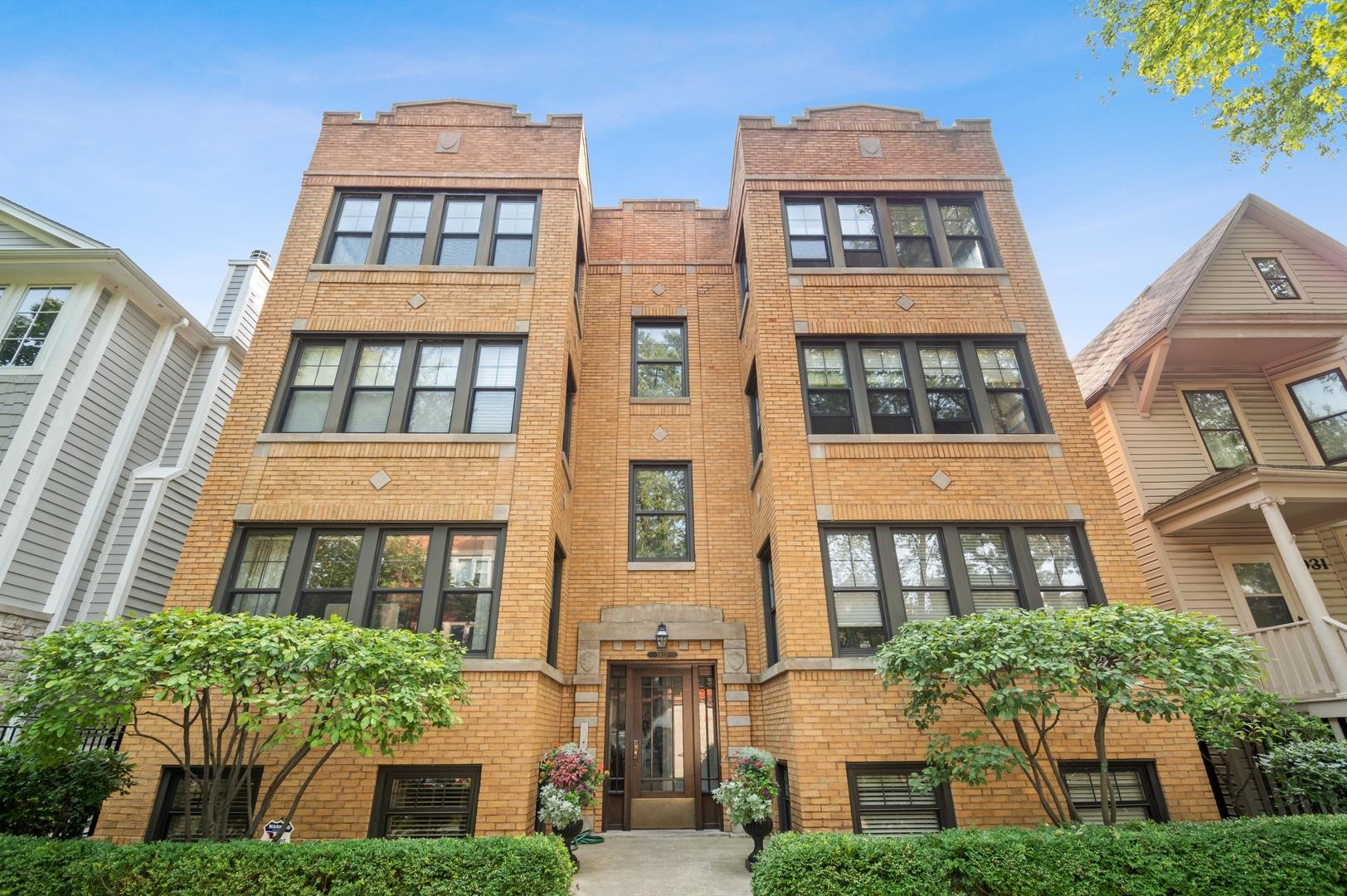 3933 N MARSHFIELD Avenue #3N, Chicago, IL 60613 - #: 10862230